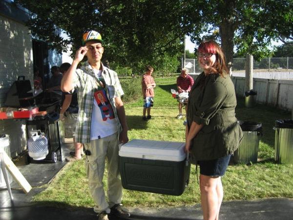 Hudson Bay Park | Mayfair | Kelsey-Woodlawn Community Association Annual General Meeting Photos