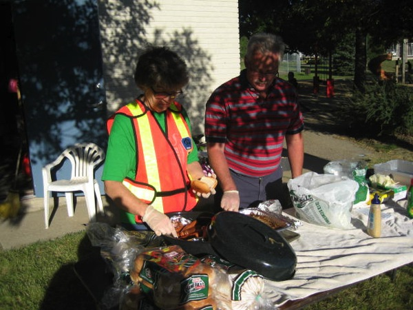 Hudson Bay Park   Mayfair   Kelsey-Woodlawn Community Association Annual General Meeting Photos