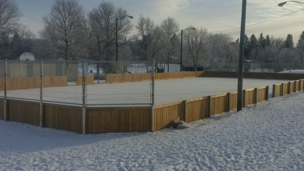2019 rink winter photo